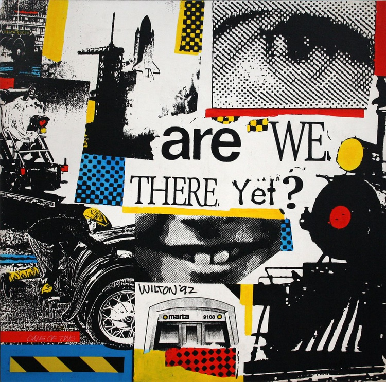 ARE WE THERE YET? - Image 0