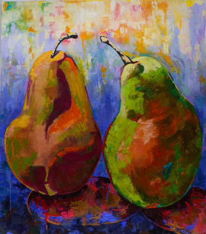 Pair of Pears -