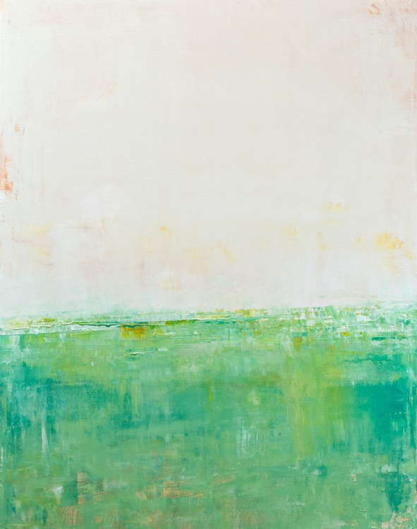 Emerald Light 24x30 inches - Image 0