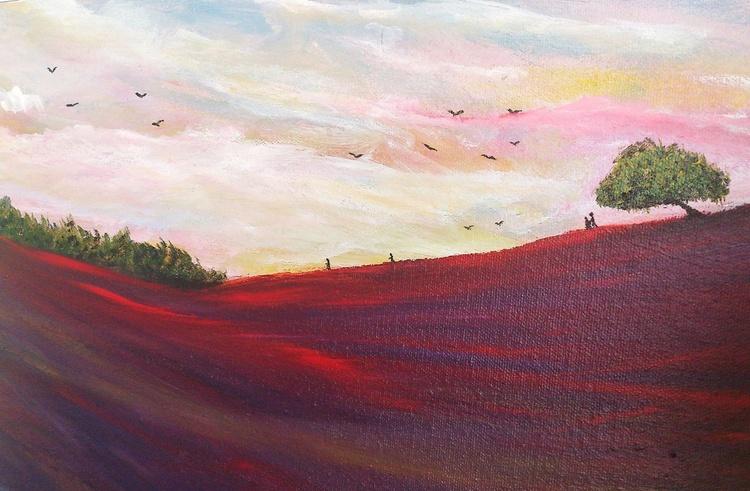 Evening Stroll - Image 0