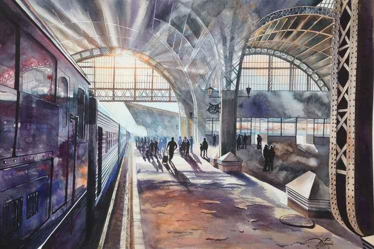 Station -