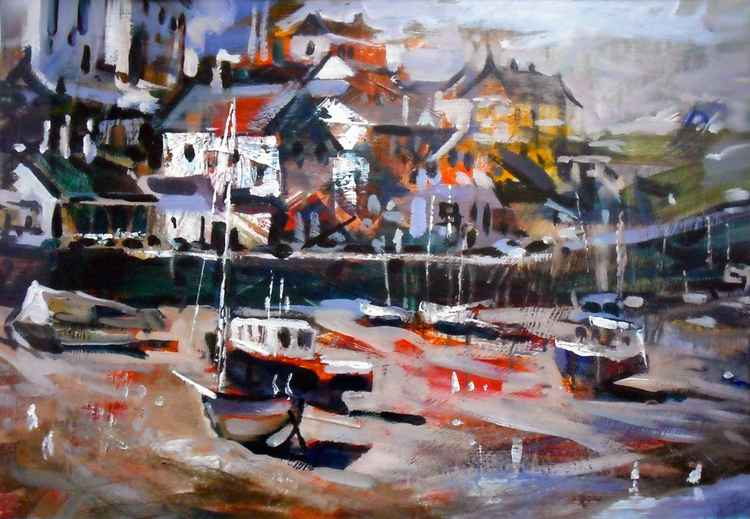 Mousehole Cornwall -