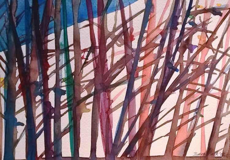 Mountain Abstract 1