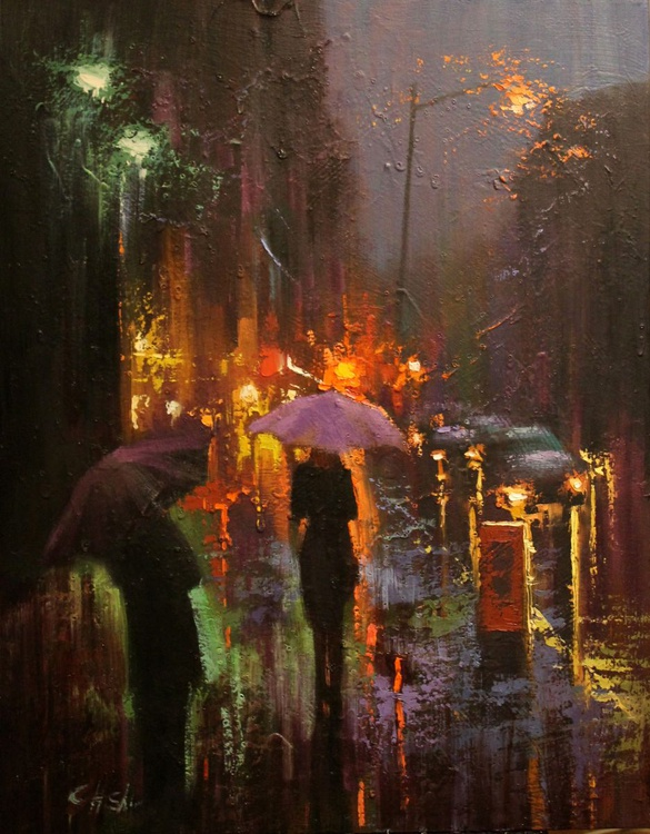 The Restaurant in the Rain - Image 0