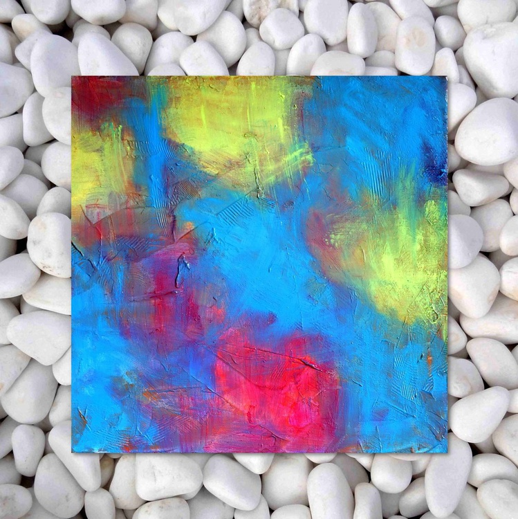 Undefined n.º 16, 30 x 30 cm - 12 x 12 in - Image 0