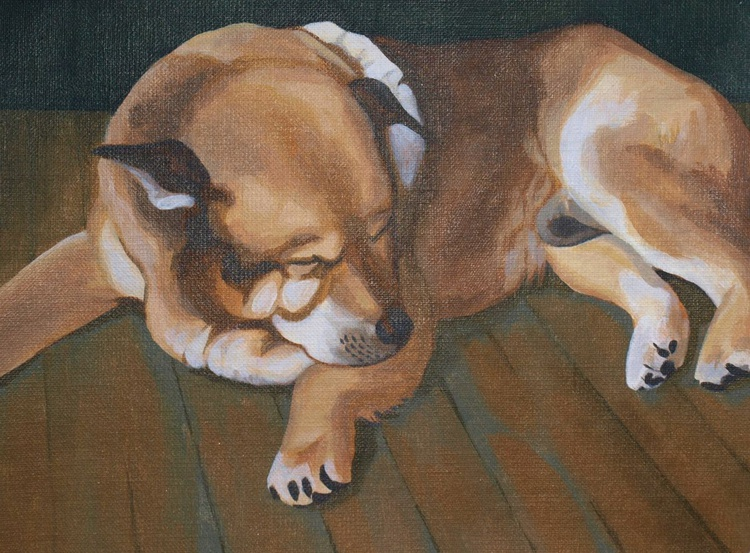 Custom Pet Portrait 12x9 - Image 0