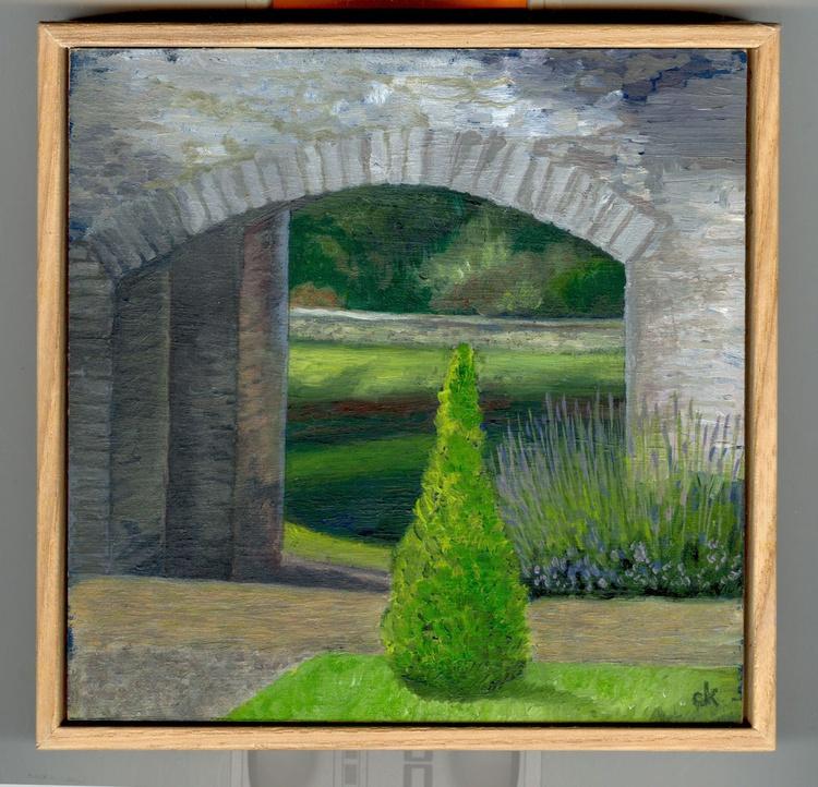 Aberglasney Arches 1 - Image 0
