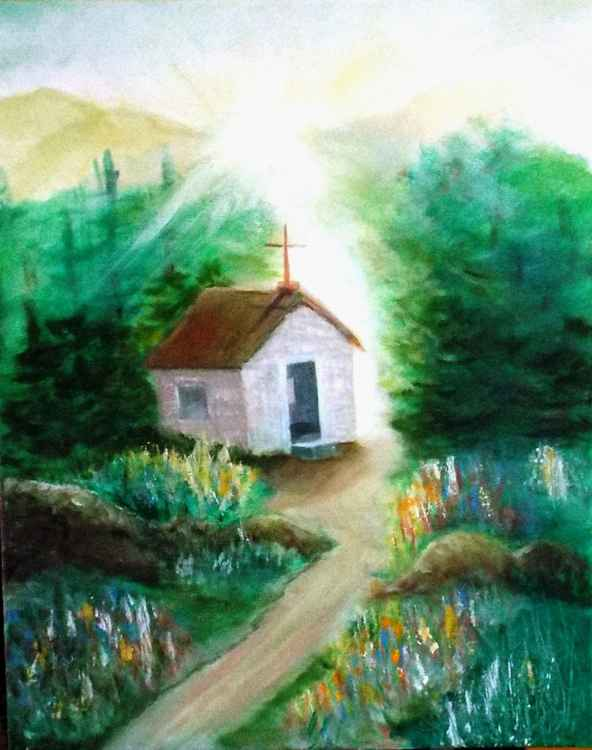 The Chapel In The Greenwood -