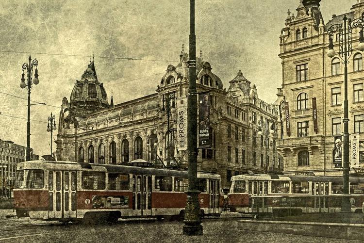 Beautiful Prague - Canvas 75 x 50 cm - Image 0