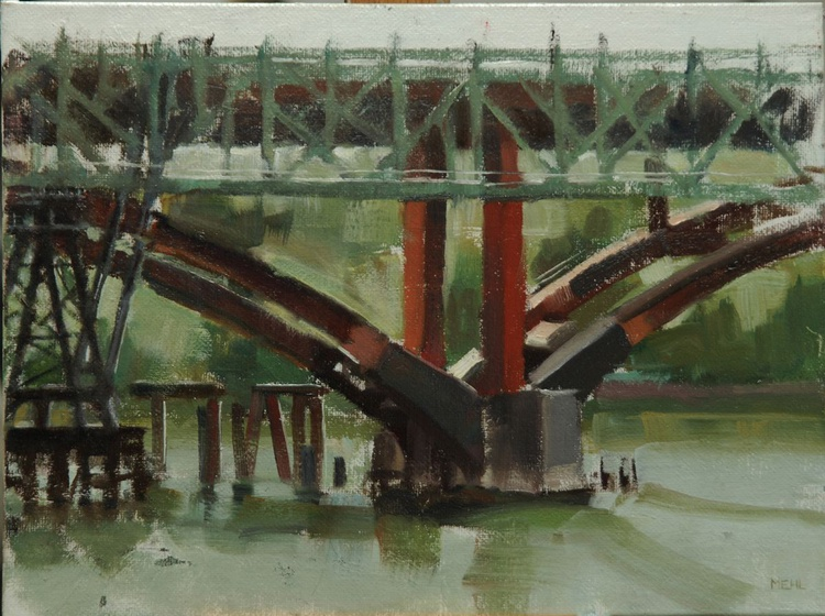 Sellwood Bridges, Portland, OR - Image 0