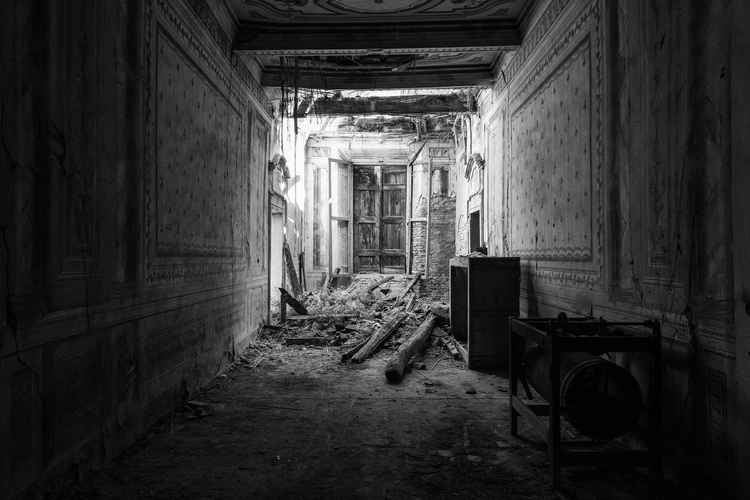 Abandoned Light -