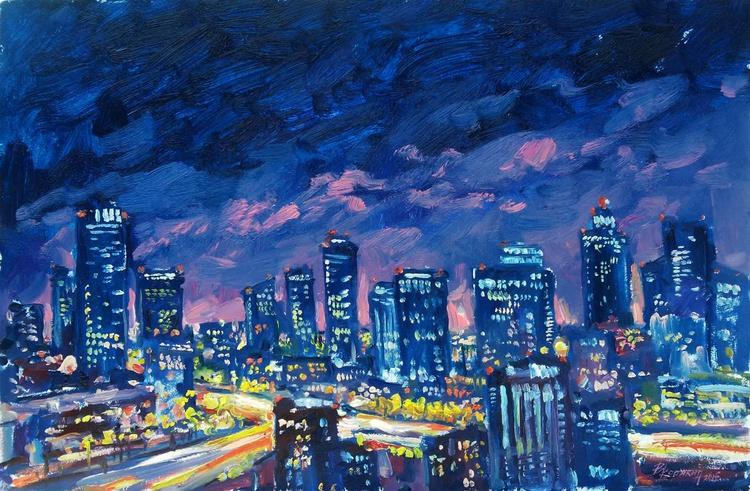 city lights#8 - Image 0