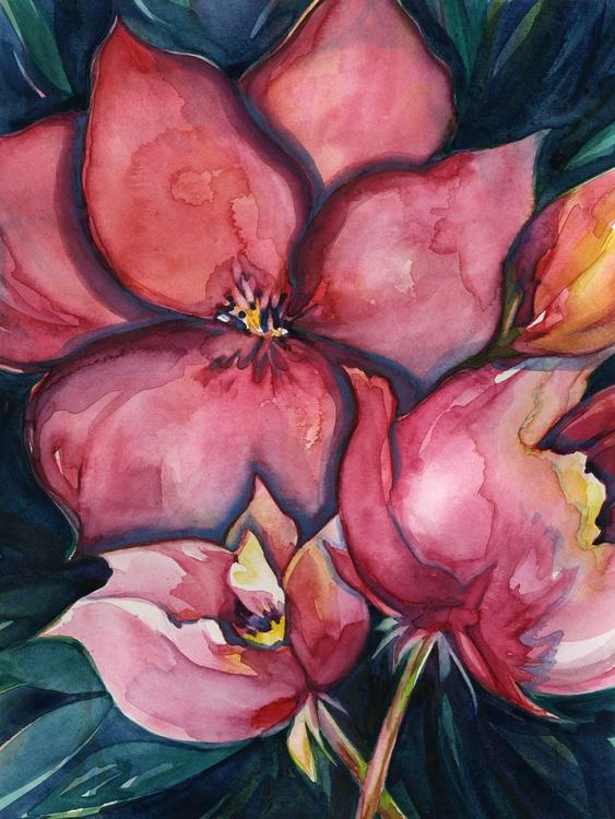 Floral Dreams No. 05 - Image 0