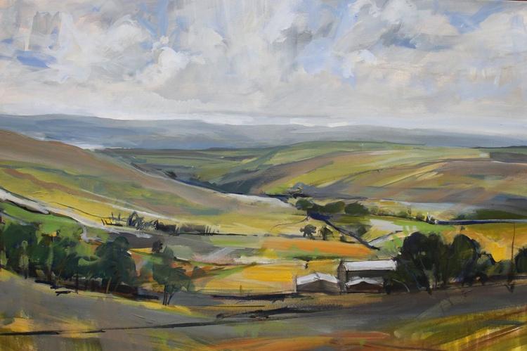 Pennines near Pendle (Lancashire) - Image 0