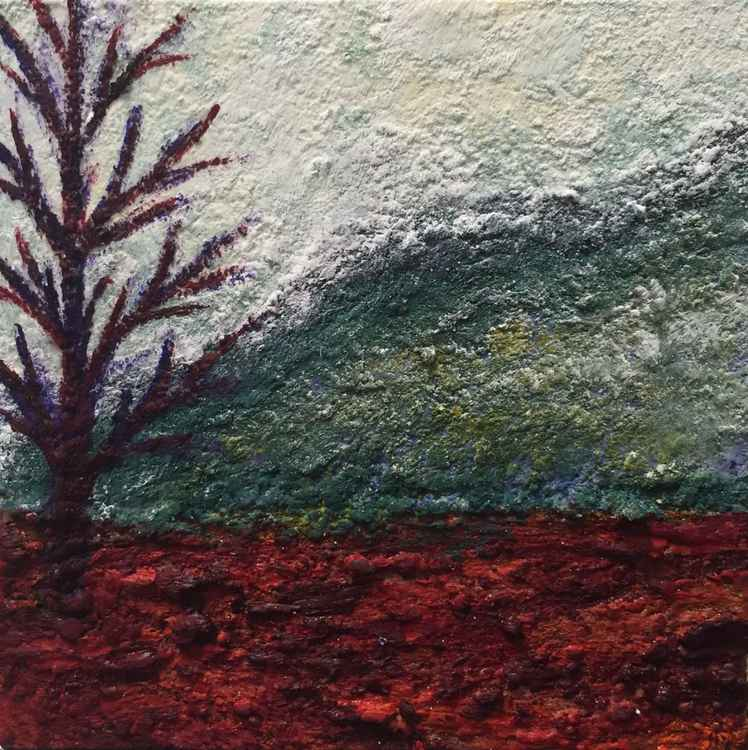 Barren Landscape -