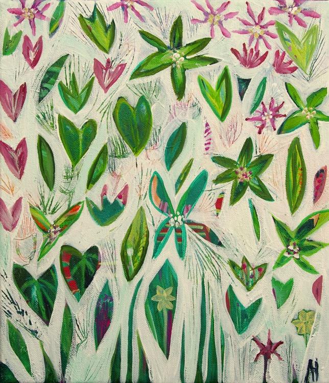 Ode to Grannies Garden #2 - Image 0