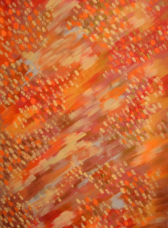 Sophisticated orange shades - Image 0