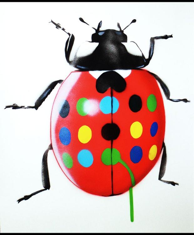 Get the Hirstbug (On Paper) - Image 0