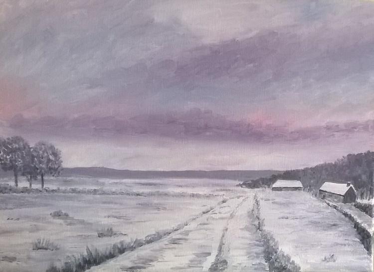 Winter Cottages - Image 0
