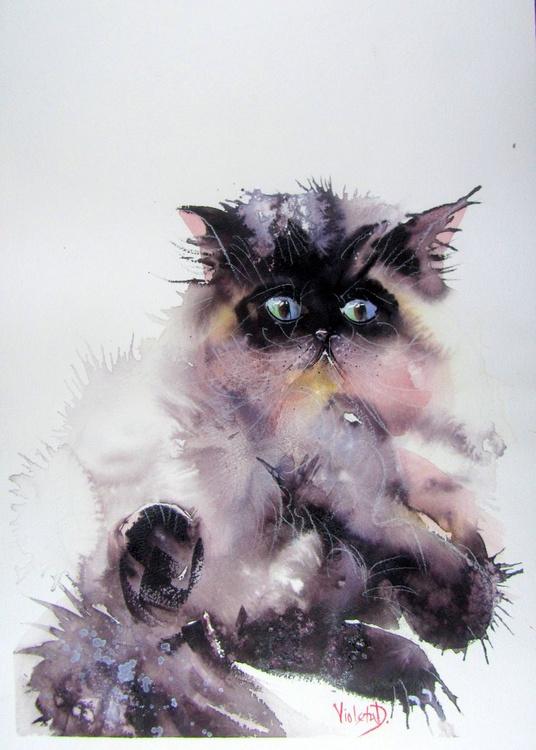 Do not disturb! Meow! - Image 0