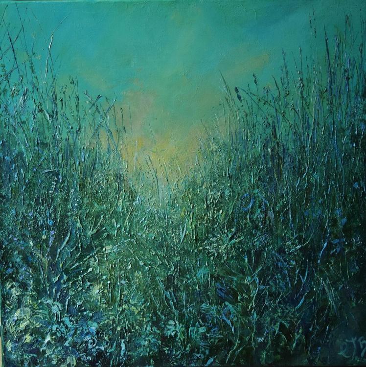 Grassland in winter - Image 0