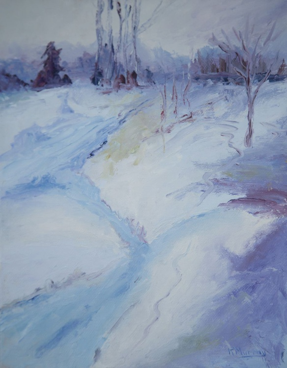 Creekside Winter - Image 0