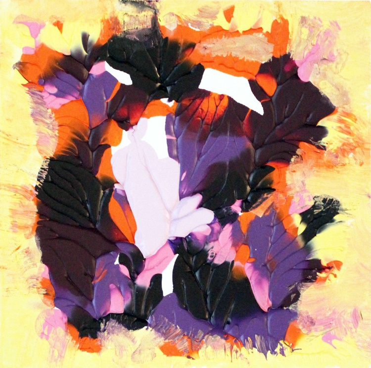 Abstract Orchid II - Image 0