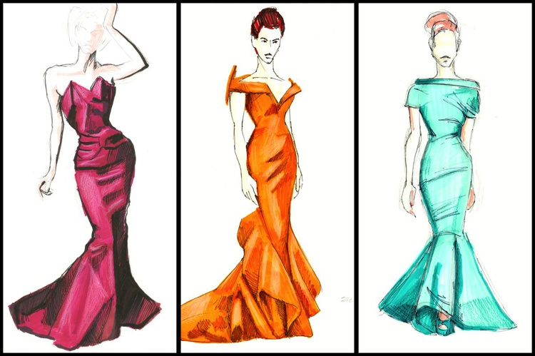 Colorful Dresses - Image 0
