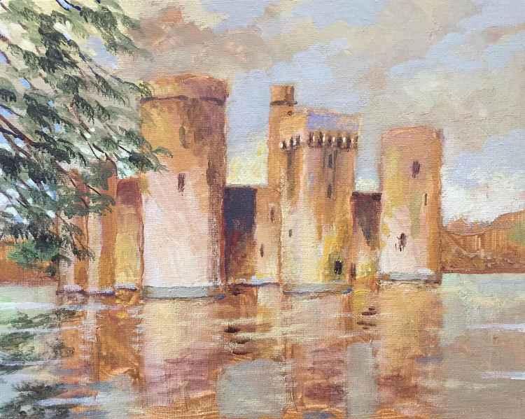 Bodiam Castle, England -