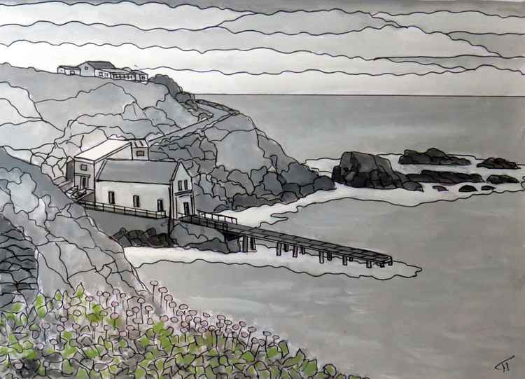 The Old Lifeboat Station, Lizard Point