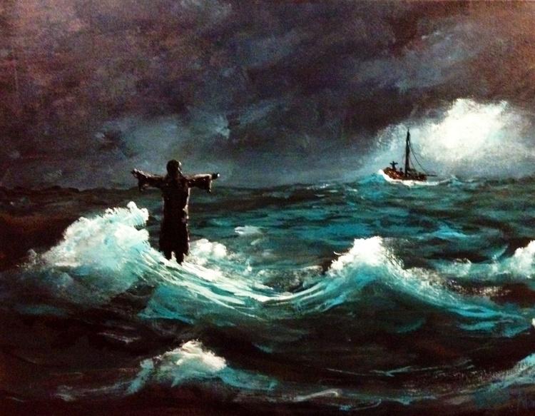 """COME! ""  -   Matthew 14: 22 - 33 - Image 0"
