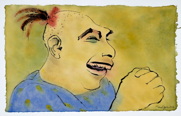 With love to Schlitzie - Image 0