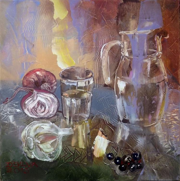 Jar. Morning Light - Image 0
