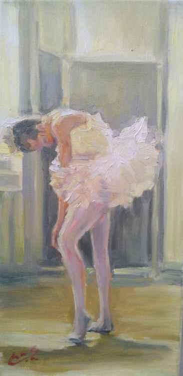 balerina study 3 -