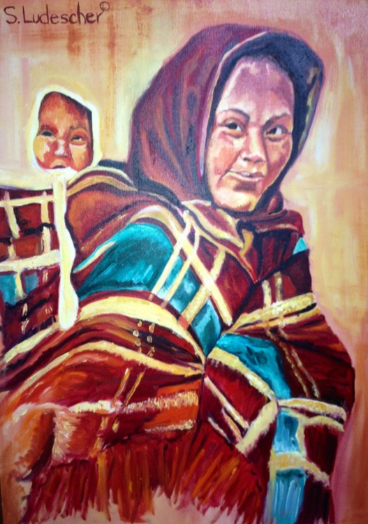 Centennial Mother and Child - Image 0