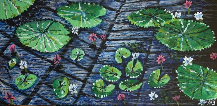 Princess Water-Lillies - Image 0