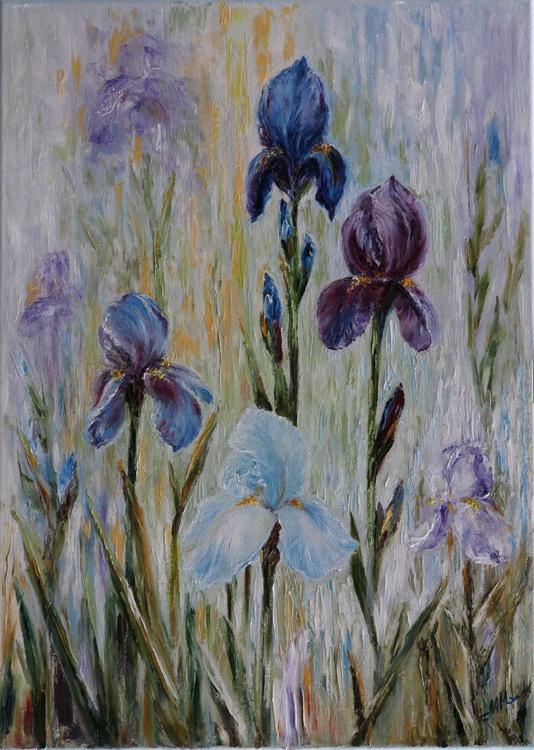 Sonata for Irises - Image 0