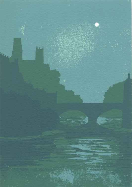 Framwellgate Bridge, Durham -