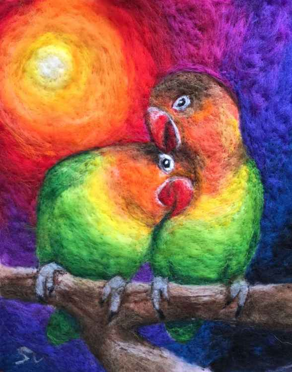 Lovebirds -