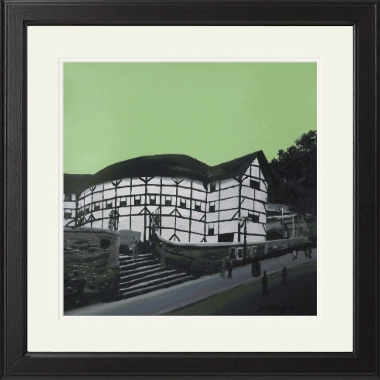 Shakespear's Globe Theartre - Image 0