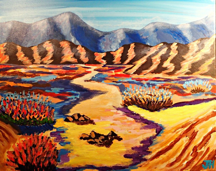 The Painted Desert - Image 0