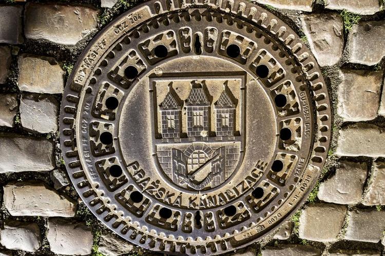 "Prague Stamp Limited edition  1/150 12""x 8"" - Image 0"