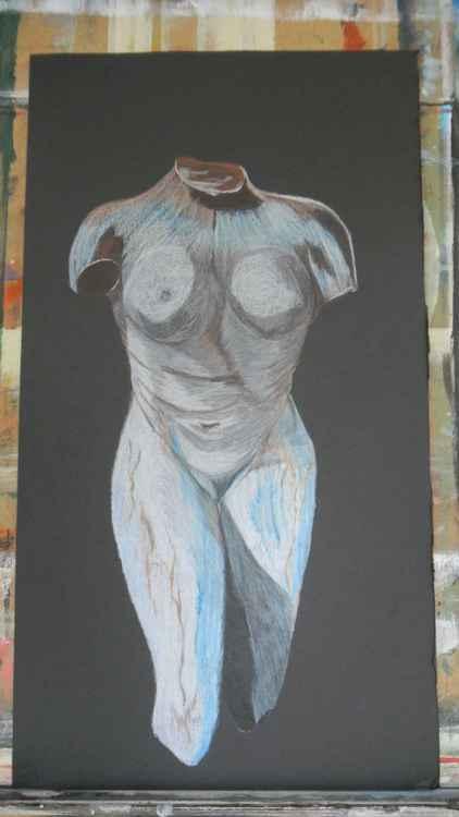 Woman's body -