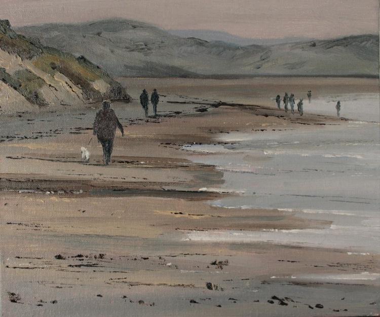 Evening Murlough Bay, Co Down. - Image 0