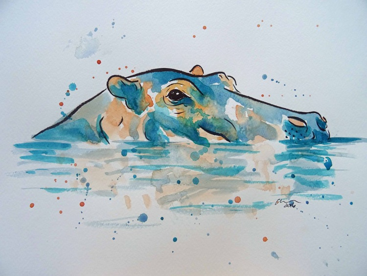 Hippo Float - Image 0