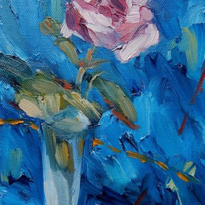 Rose study by Sheri Gee