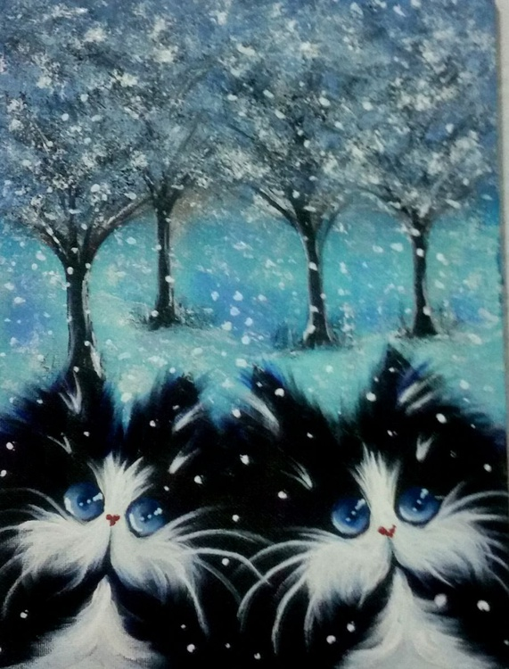 Snow cats. - Image 0