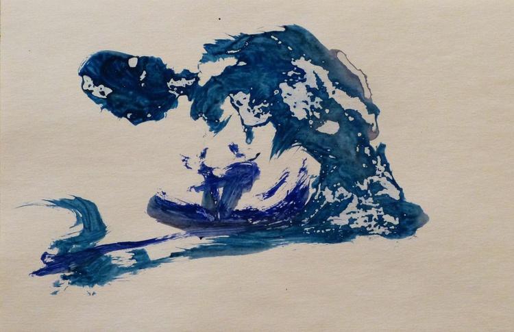Storm, 24x16 cm - Image 0