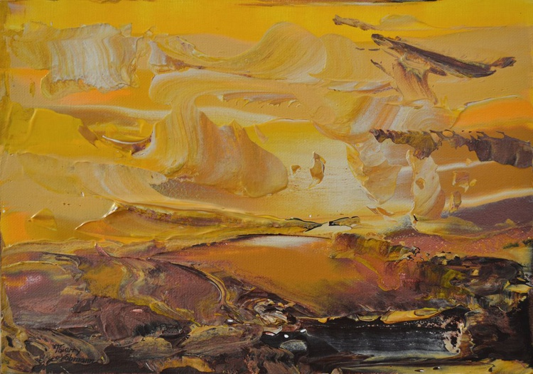 Abstract landscape - Image 0
