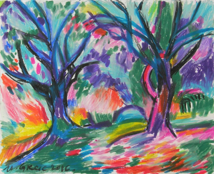 A walk with Matisse - Image 0